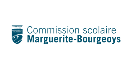 logo Commission scolaire Marguerite Bourgeoys